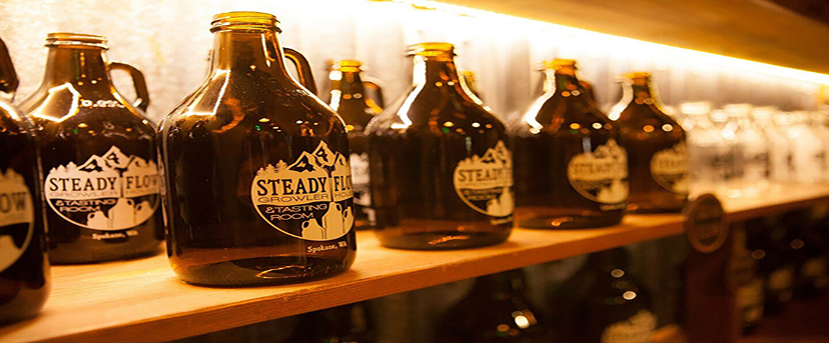 Steady Flow Growler House - Home Default